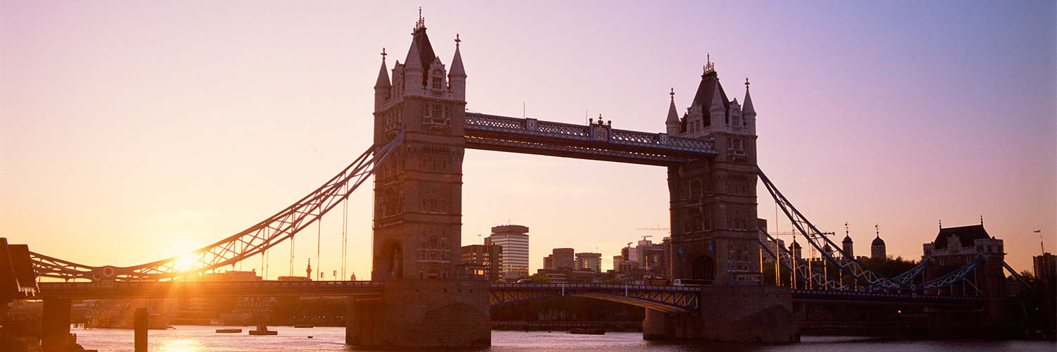 London Bridge at Sunset