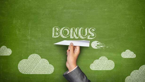Paper airplane bonus