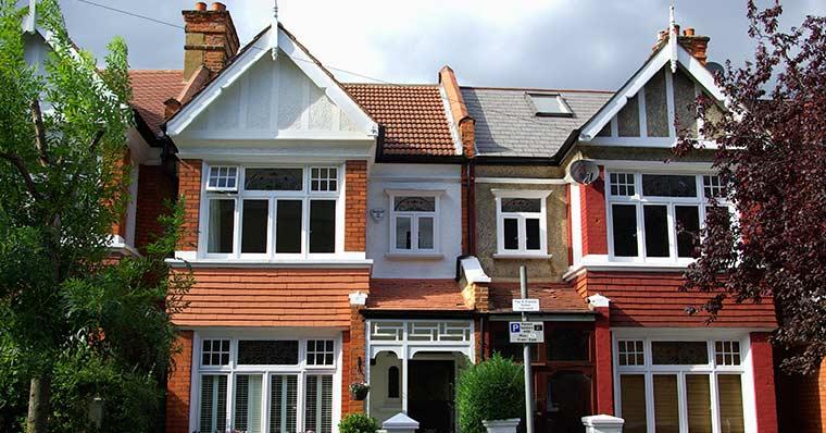 english house double storey