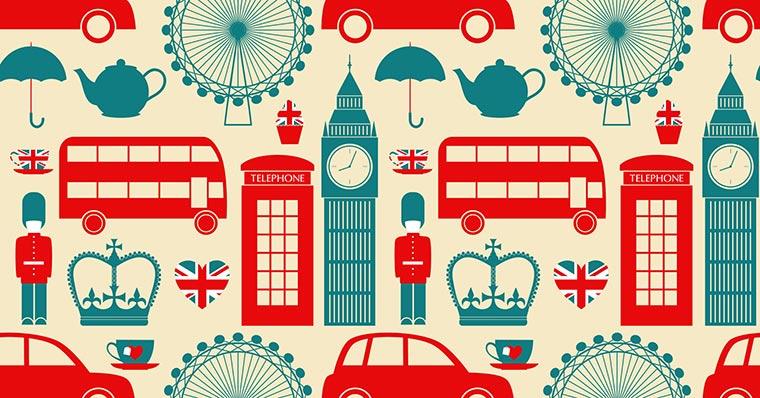 London big ben royal guard pattern