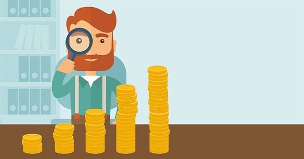 Man making more money