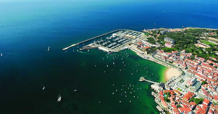 Marina de Cascais - Life in Portugal