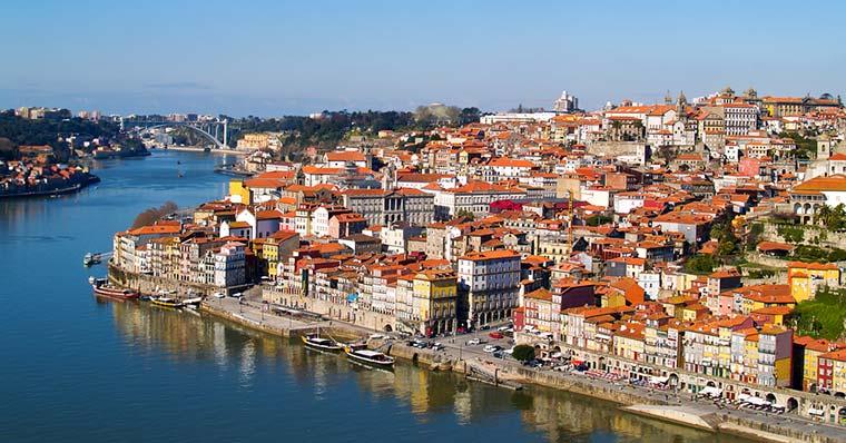 Portugal panorama
