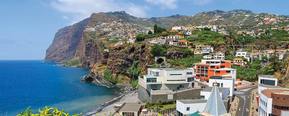 Portuguese land and seascape