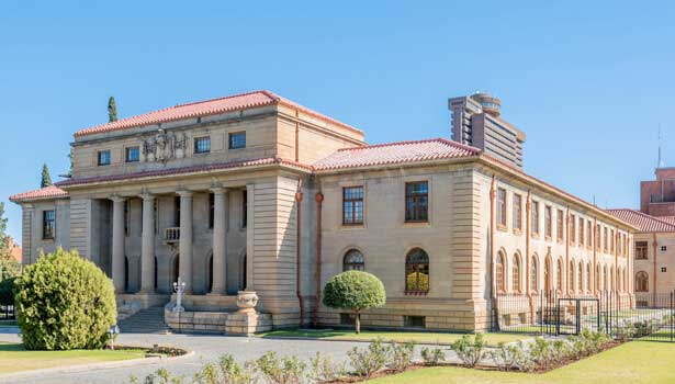South Africa court