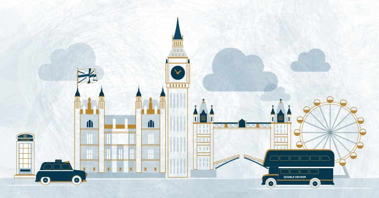 London's iconic features