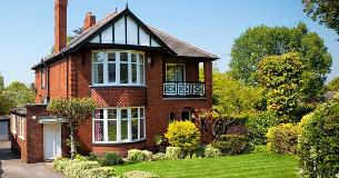 typical english home