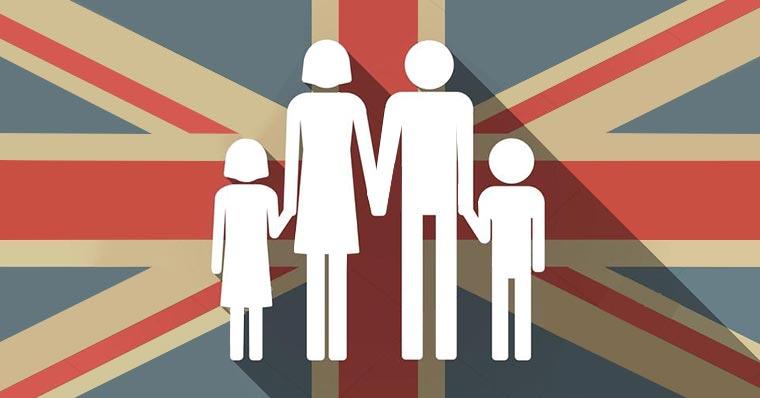 UK family