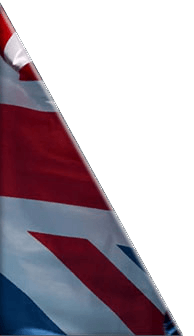 British flag - left
