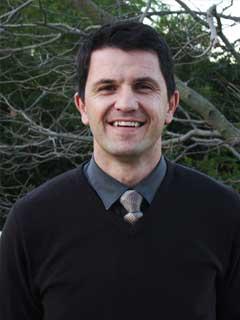 Kobus van den Bergh: Accounting Manager